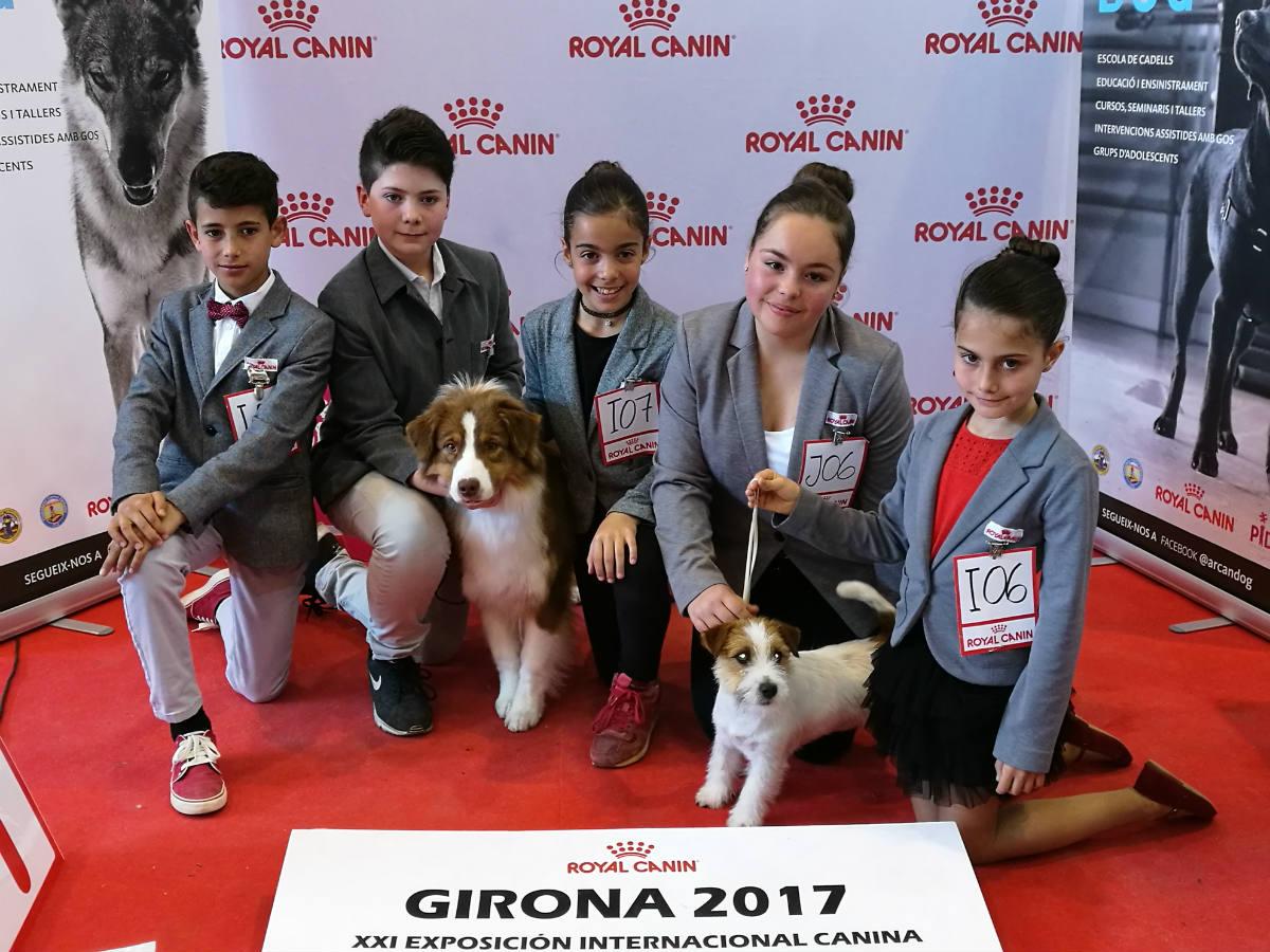 XXI Exposición Inernacional Canina Girona 2017